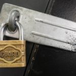 Padlock symbolising WordPress security