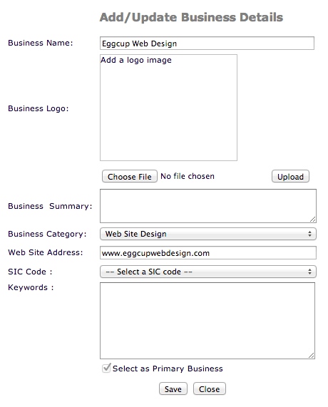 Example of a usability issue: form that doesn't support the user
